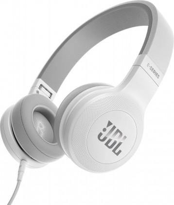 JBL sluchátka E35 bílá JBL E35WHT