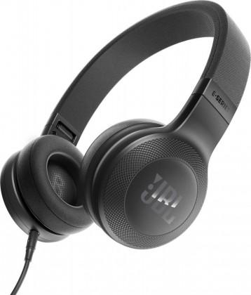 JBL sluchátka E35 černá JBL E35BLK