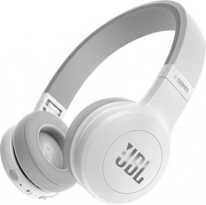 JBL sluchátka E45BT, bílá