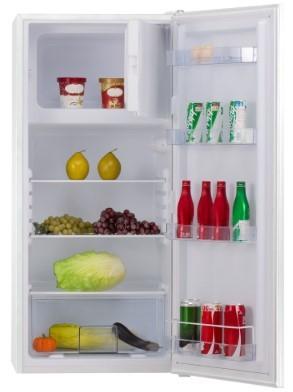 Jednodveřová chladnička AmicaVJ 12313 W