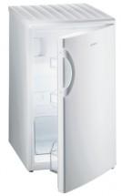 Jednodveřová lednice Gorenje RB 3091 ANW VADA VZHLEDU, ODĚRKY