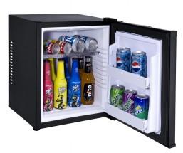 Jednodveřová lednice Guzzanti GZ 28 VADA VZHLEDU, ODĚRKY