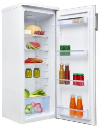 Jednodveřové s mrazákem Jednodveřová lednice Amica VJ1432AW