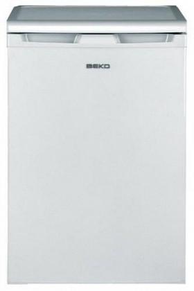 Jednodveřové s mrazákem Jednodveřová lednice Beko TSE 1262