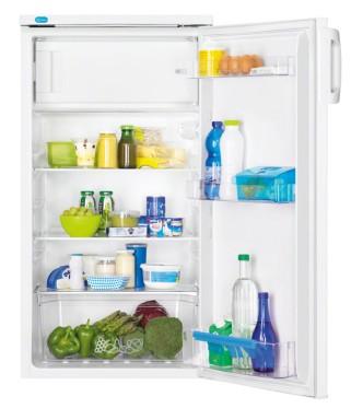 Jednodveřové s mrazákem Jednodveřová lednice Zanussi ZRA 17800WA