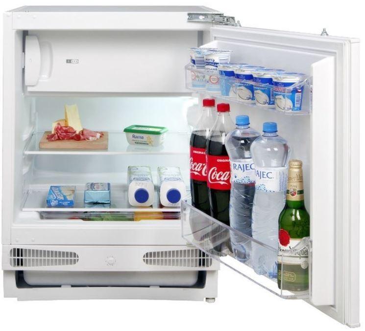 Jednodveřové s mrazákem Vestavná lednice Concept  LV4660