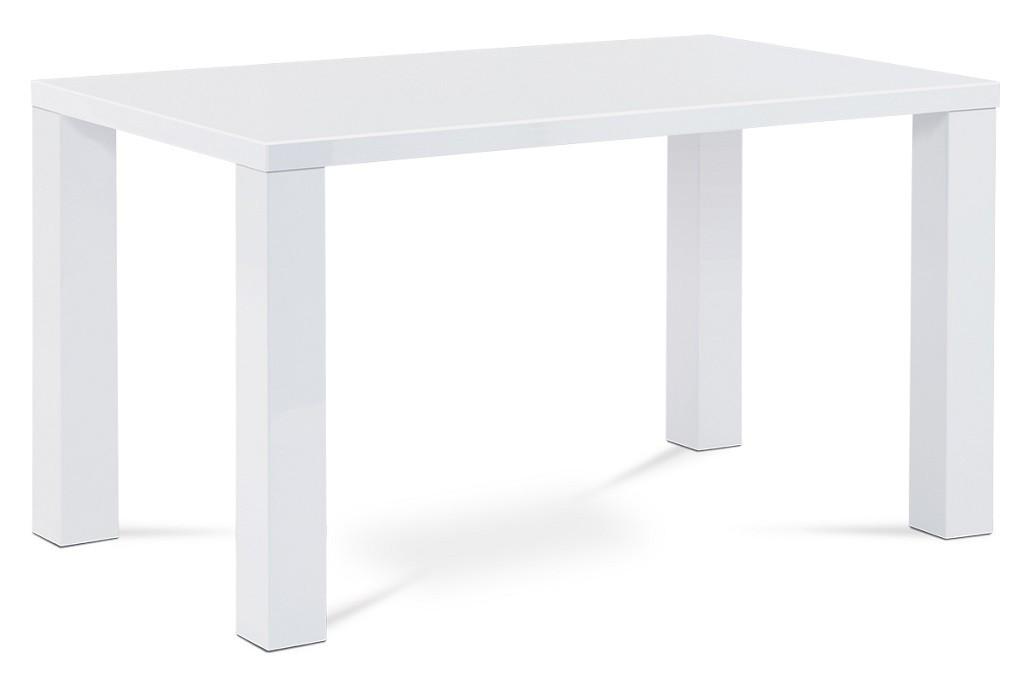Jídelní stoly Jídelní stůl Agil bílá