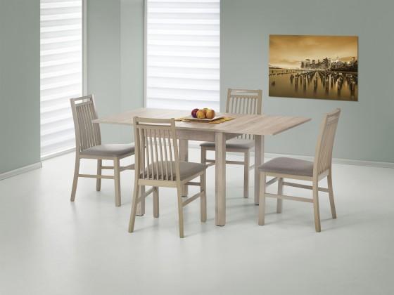 Jídelní stoly Jídelní stůl Gracjan rozkládací (dub sonoma)