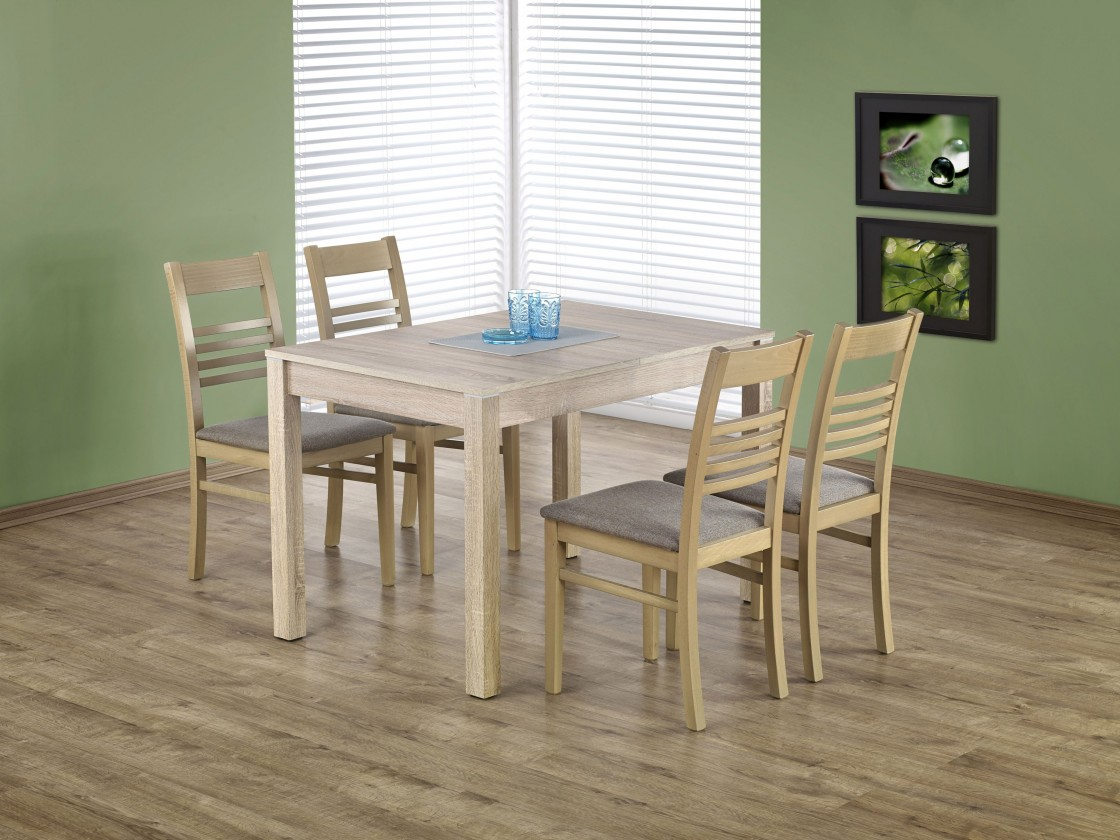 Jídelní stoly Jídelní stůl Maurycy rozkládací (dub sonoma)