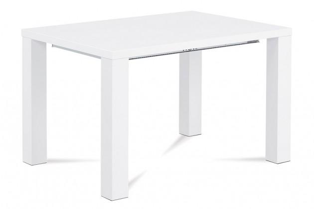 Jídelní stoly Jídelní stůl Olaf rozkládací bílá