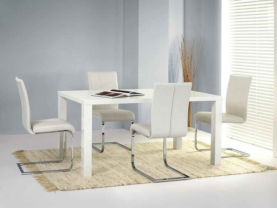 Jídelní stoly Jídelní stůl Ronald - rozkládací 80x120 (+40)