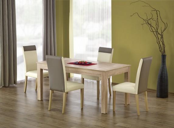Jídelní stoly Jídelní stůl Seweryn rozkládací -160-300x90 (dub sonoma)