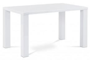 Jídelní stůl Agil bílá - PŘEBALENO