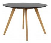 Jídelní stůl BESS 2181-024 (černá/dub)