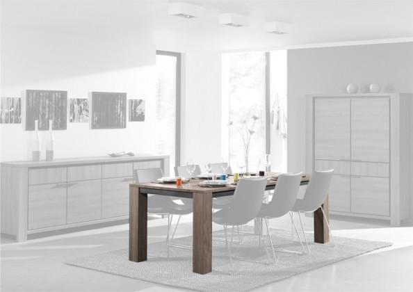 Jídelní stůl Caldare - Jídelní stůl 220 C073 (borovice camargue)