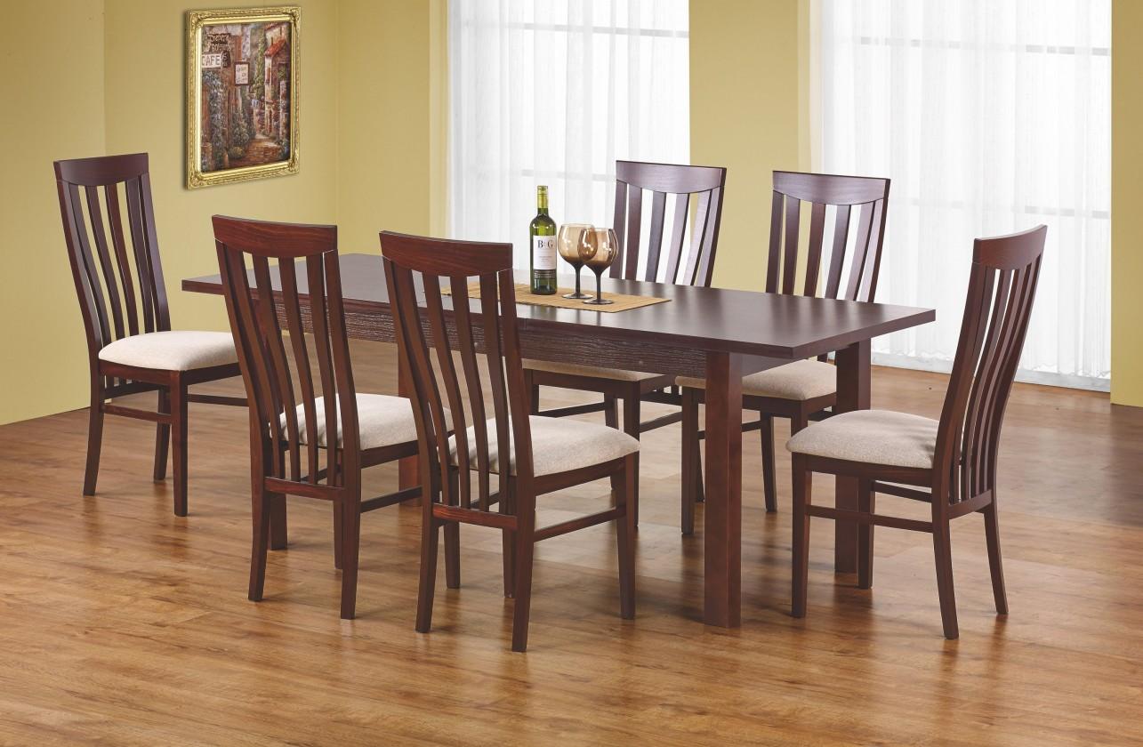 Jídelní stůl Ernest 160/200 cm (třešeň)