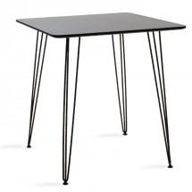 Jídelní stůl Jans (černá)
