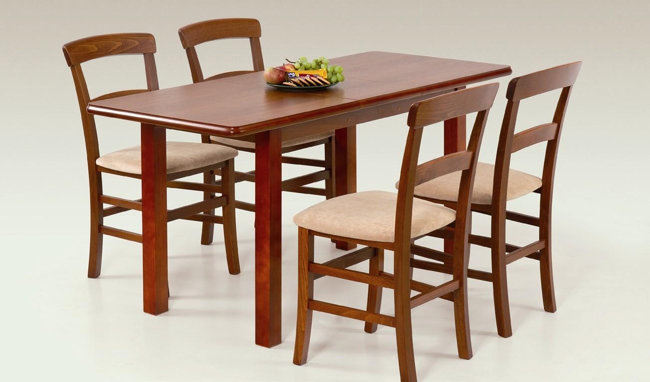Jídelní stůl Jídelní stůl Dinner 120/158 (třešeň)