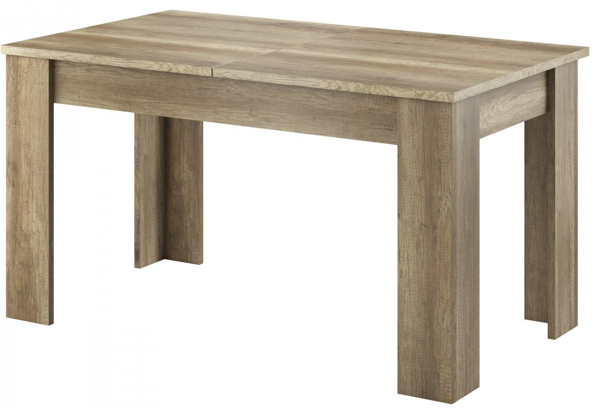 Jídelní stůl Jídelní stůl Sky - ABS (country šedá)