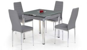 Jídelní stůl Kent (šedá)