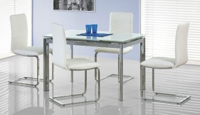 Jídelní stůl Lambert (bílá)