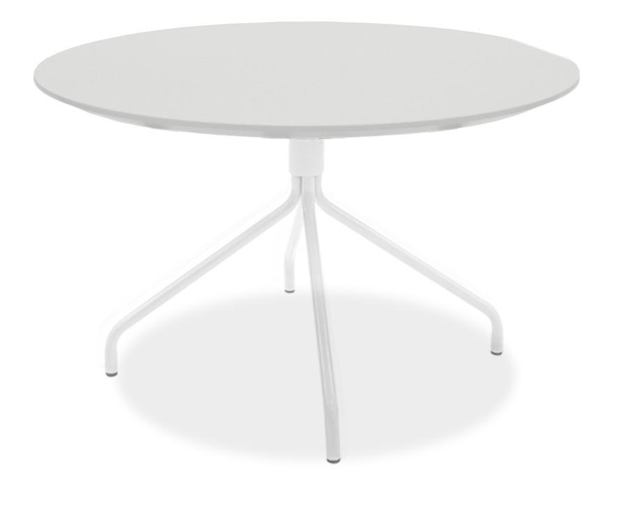 Jídelní stůl LOLA 9306-001+EGO 9319-801 (bílá)