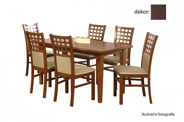 Jídelní stůl Marcel (ořech tmavý)