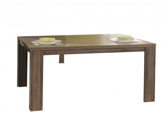 Jídelní stůl Raffia - Jídelní stůl 160 C071 (dub černý)