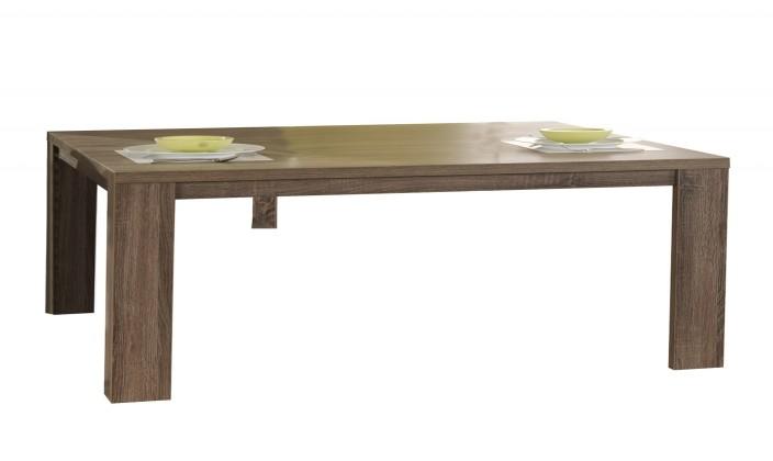 Jídelní stůl Raffia - Jídelní stůl 220 C073 (dub černý)
