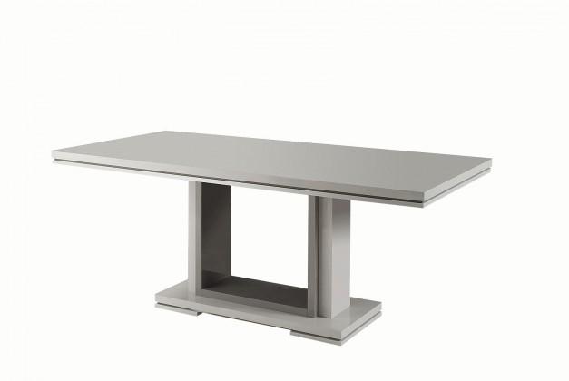 Jídelní stůl Rimini - Jídelní stůl 190 cm (tmavě šedá/šedá)