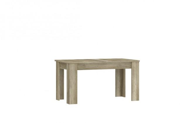 Jídelní stůl Sky - Jídelní stůl, ABS (country šedá)