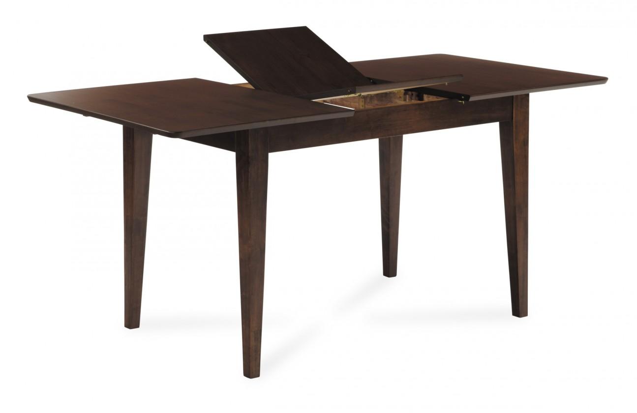 Jídelní stůl SOTTA(kaučukovník, moření ořech)