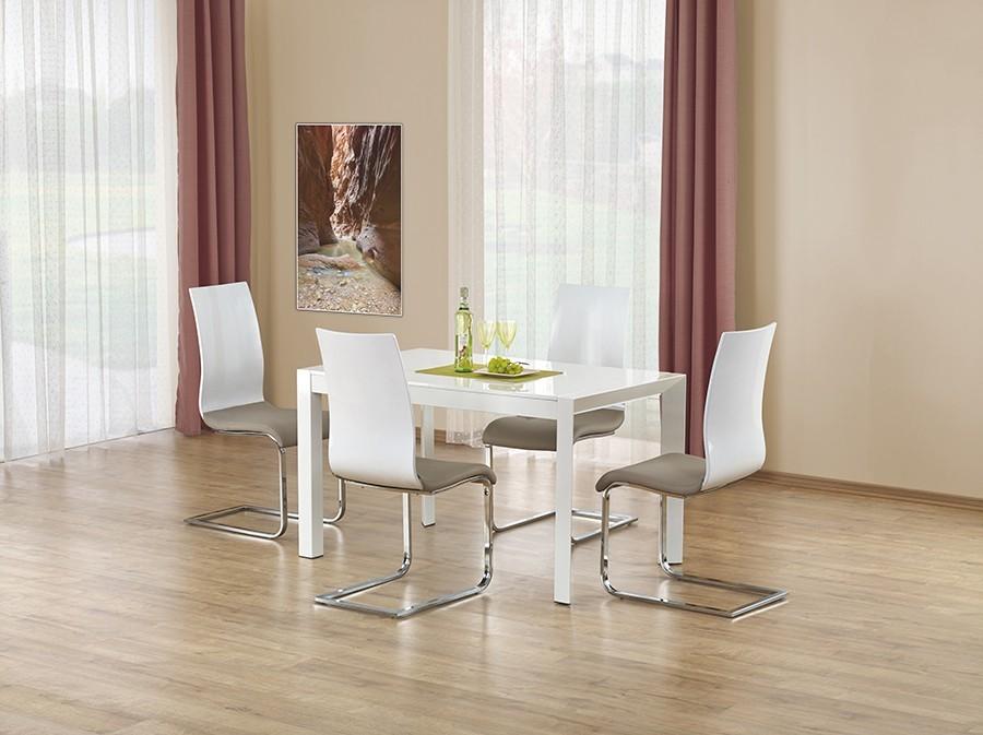 Jídelní stůl Stanford XL  (bílá)