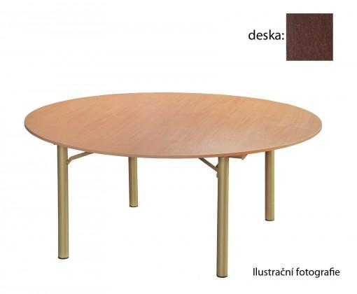 Jídelní stůl Tango (ořech tmavý)