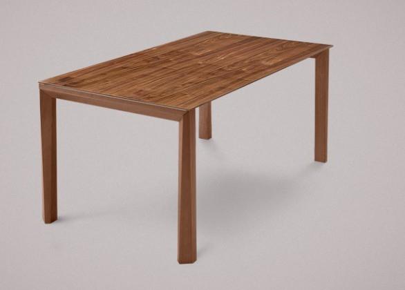 Jídelní stůl Universe-130 - Jídelní stůl (ořech, ořech)