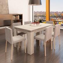 Jídelní stůl Vasco (dub sonoma)