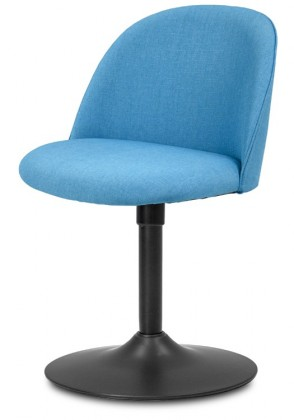 Jídelní židle ALLY 9368-220+TRUMPET 9341-824 (tyrkys,černá)