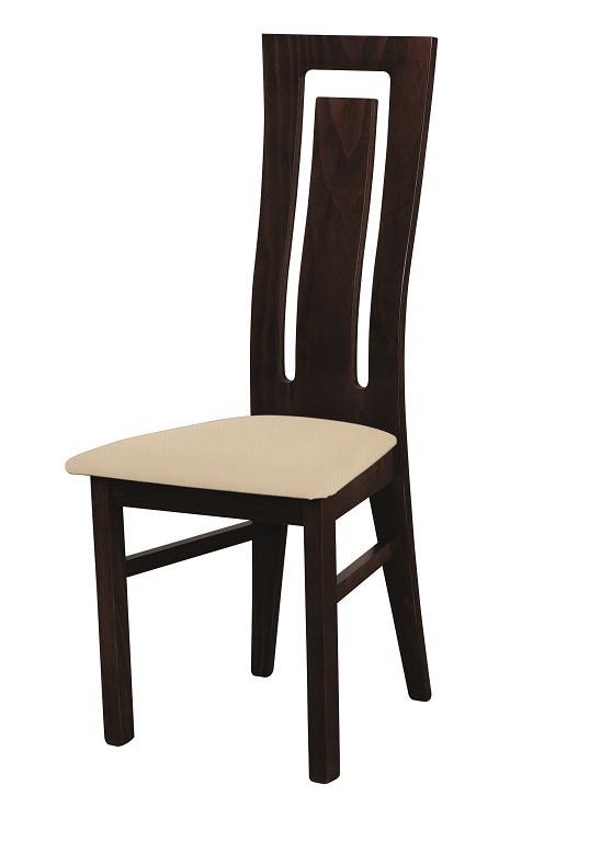 Jídelní židle Andre II - Jídelní židle (wenge/madryt 111)