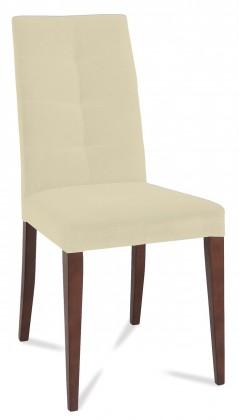 Jídelní židle Barta (jasan/látka antara světle béžová)