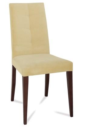 Jídelní židle Barta (jasan/látka carabu písková)