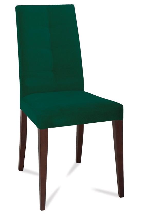 Jídelní židle Barta (jasan/látka orion mořská zelená)
