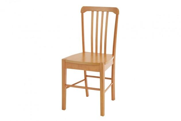 Jídelní židle BOSA(kaučukovník, moření olše)