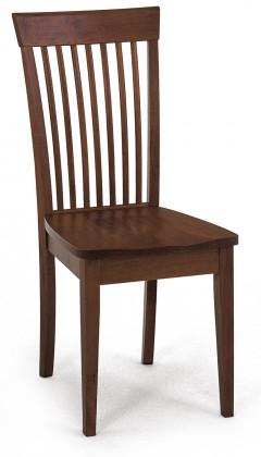 Jídelní židle BRANDO(kaučukovník, moření ořech)