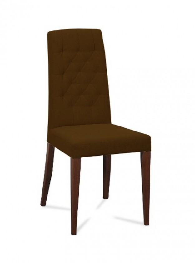 Jídelní židle Dariva (jasan/látka antara hnědá)