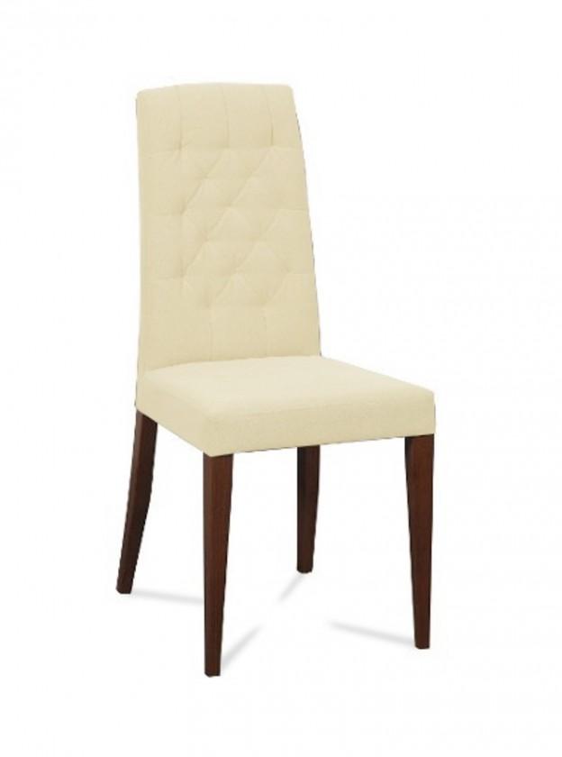 Jídelní židle Dariva (jasan/látka antara krémová)