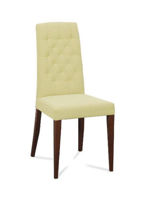 Jídelní židle Dariva (jasan/látka navara světle béžová)