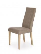 Jídelní židle Diego hnědá - II. jakost