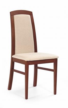 Jídelní židle Dominik - Jídelní židle (světle hnědá, třešeň)