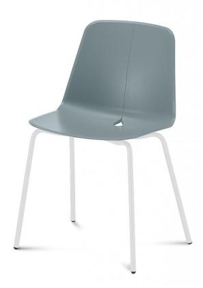 Jídelní židle Dot-M - jídelní židle (nohy - bílá)