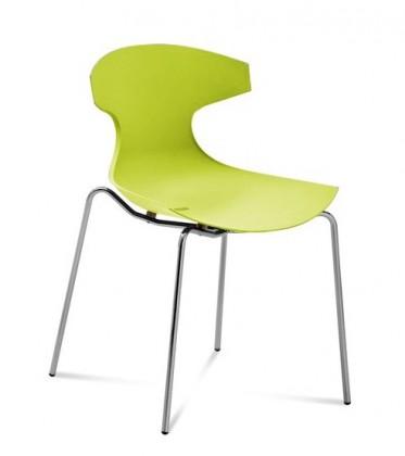 Jídelní židle Echo - Jídelní židle (zelená pistáciová)